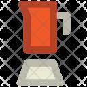 Juicer Squeezer Machine Icon