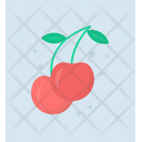 Juicy Cherry Icon