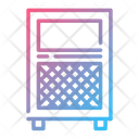 Jukebox Speaker Music Speaker Icon