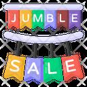 Jumble Sale Labels Jumble Sale Sale Coupons Icon