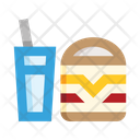 Jumbo Burger Icon