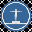 Swim Jump Swimming Icon