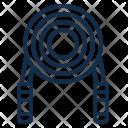 Jump Rope Equipment Icon