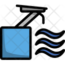Jump Water Pool Icon