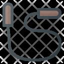 Jump Rope Jummping Icon