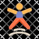 Jump Icon