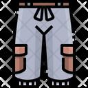 Jump Pants Icon