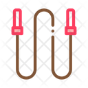 Jump Rope Boxing Icon