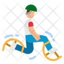 Jumper Jumping Suit Icon
