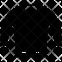 Jumper Apparel Blouse Icon