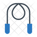 Jumping Rope Exercise Icon