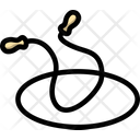 Rope Jump Exercise Icon