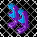 Equipment Jump Element Icon