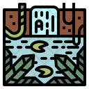 Jungle Foress Amazon Icon