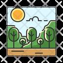 X Jungle Icon