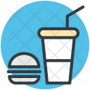 Junk Food Fast Icon
