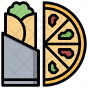 Junk Food Food Pizza Icon