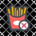 Junk Food Band Fastfood Fast Food Band Icon