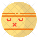 Jupiter Planet Space Icon