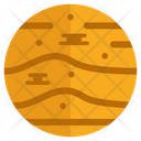 Jupiter Astronomy Planet Icon
