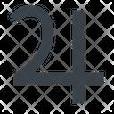 Jupiter Star Zodiac Icon