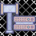 Juridical Data Compliance Icon