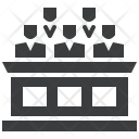 Jury Judge Court Icon