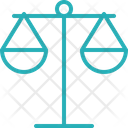 Justice Law Court Icon