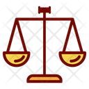 Justice Hammer Fair Icon