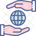 Law International Support Icon