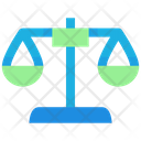 Justice Balance Leagality Icon