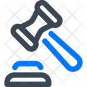 Justice Law Scales Icon
