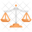 Justice Law Crime Icon