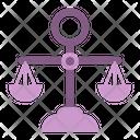 Law Equalitty Balance Icon
