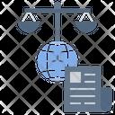 Moral Justice News Icon