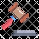 Artboard Law Harmmer Icon
