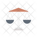 Scale Court Law Icon