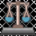 Justice Law Hammer Icon