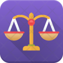 Justice Court Balance Icon