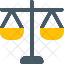 Justice Scale Balance Icon