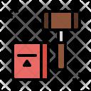Law Justice Balance Icon