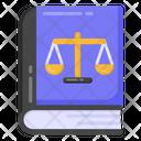 Court Book Law Book Justice Book Icon