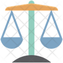 Balance Scale Justice Scale Law Icon