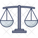 Justice Scale Balance Justice Icon
