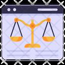 Justice Website Icon
