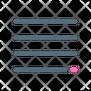 Justify Align Paragraph Icon