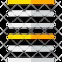 Justify Align Text Icon