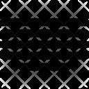 Justify Align Justify Center Icon