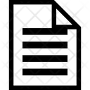 Align Alignment Justify Icon