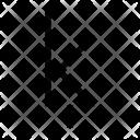 K Alphabet Symbol Icon